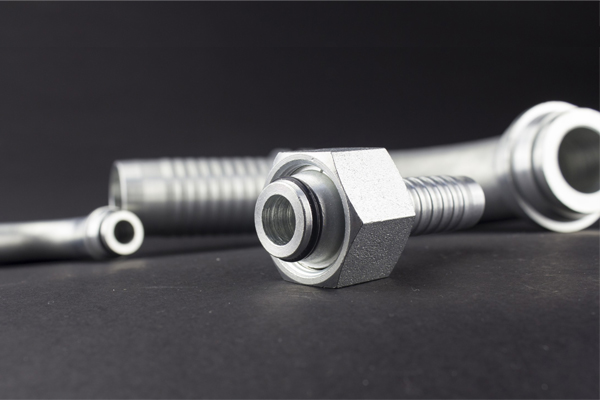 24 graden conus Metrische schroefdraad standaard DKOL DKOS hydraulische fitting