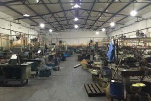 Fabriekszicht